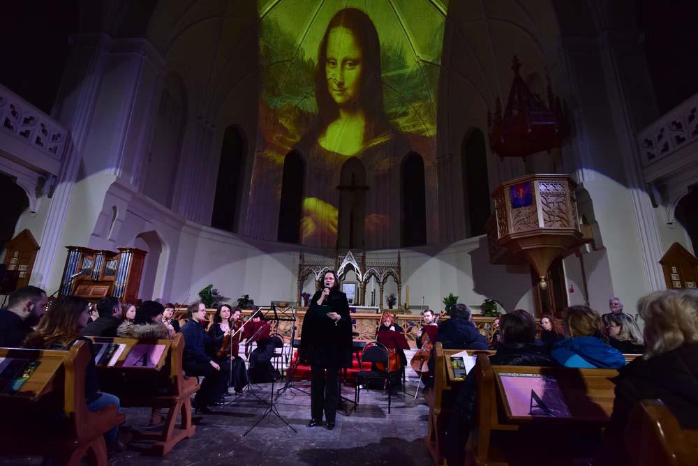 Фестиваль «Звучащие полотна»