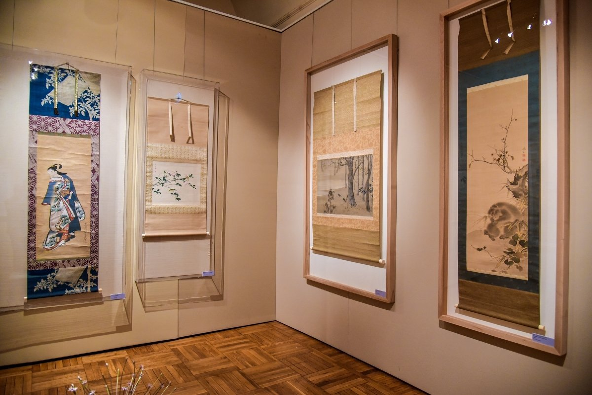 Выставка «Японский коллекционер Сюдо Садаму»