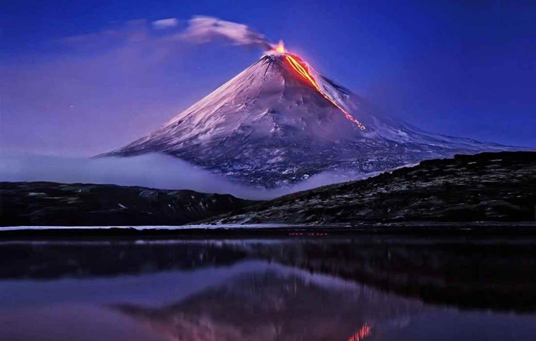 Выставка «Вулканы России»
