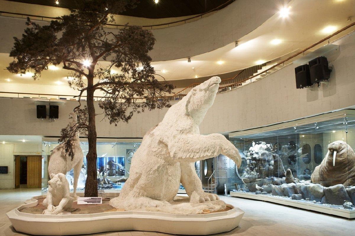 Выставка «Великие открытия ивеликие ошибки Жоржа Кювье»
