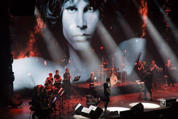 Шоу-концерт «Симфонические рок-хиты» 2018