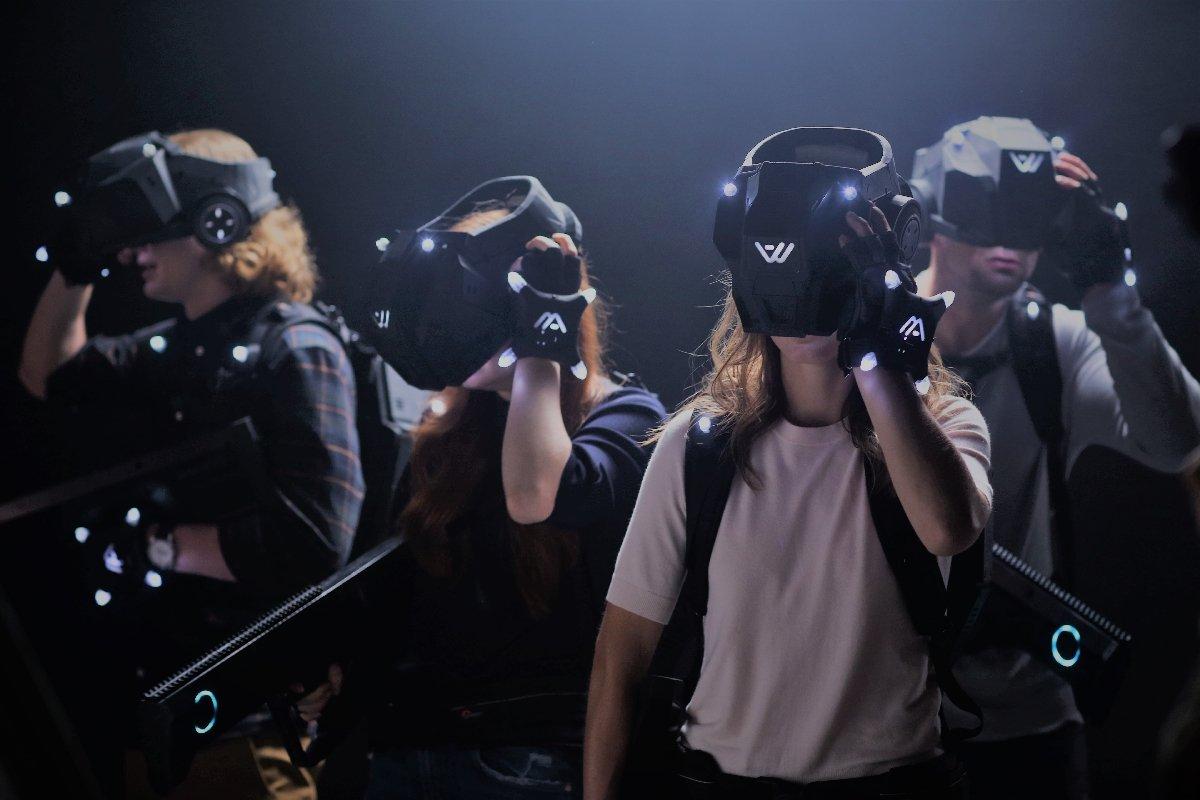 VR-квест «Descent»