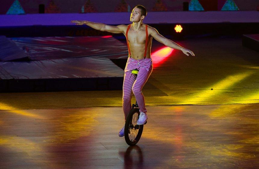 Шоу Алексея Немова «Легенды спорта» 2018