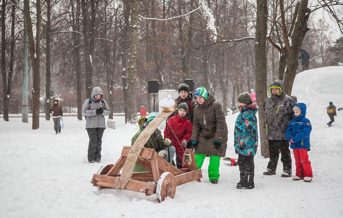 «Фестиваль крепостей» впарке «Сокольники» 2019