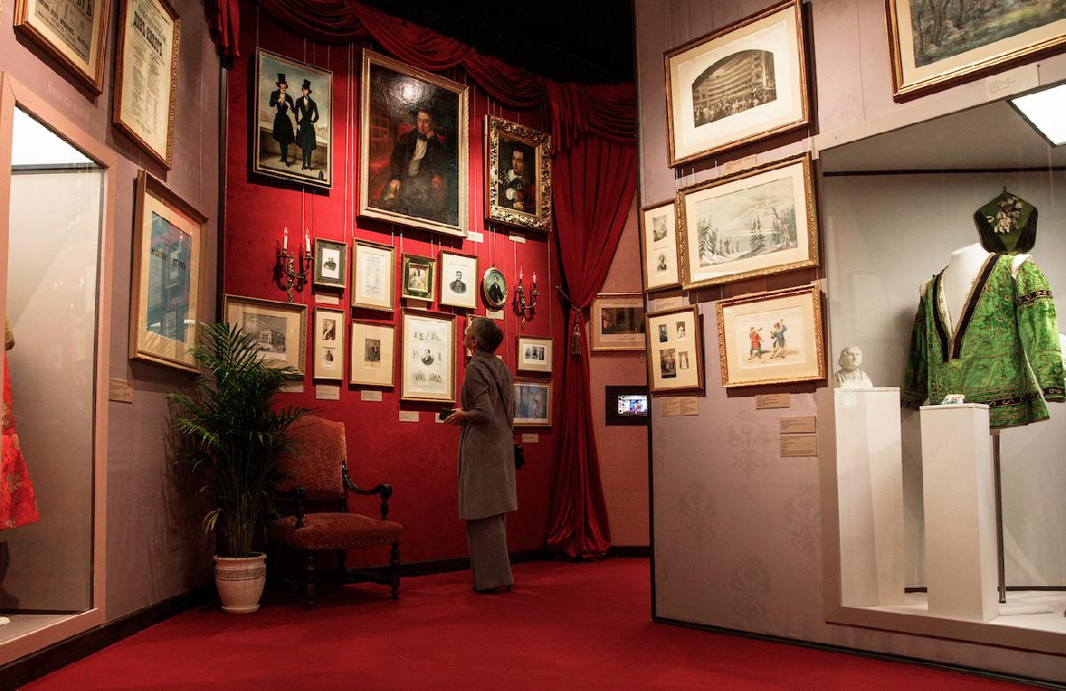 Выставка «Алексей Бахрушин. Взгляд вбудущее»