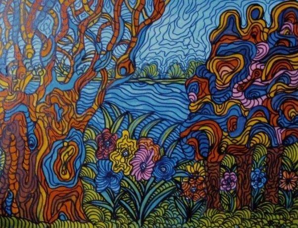 Выставка «Разноцветье»