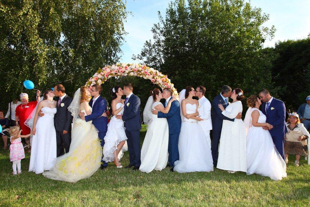 Праздник «Большая свадьба» 2017