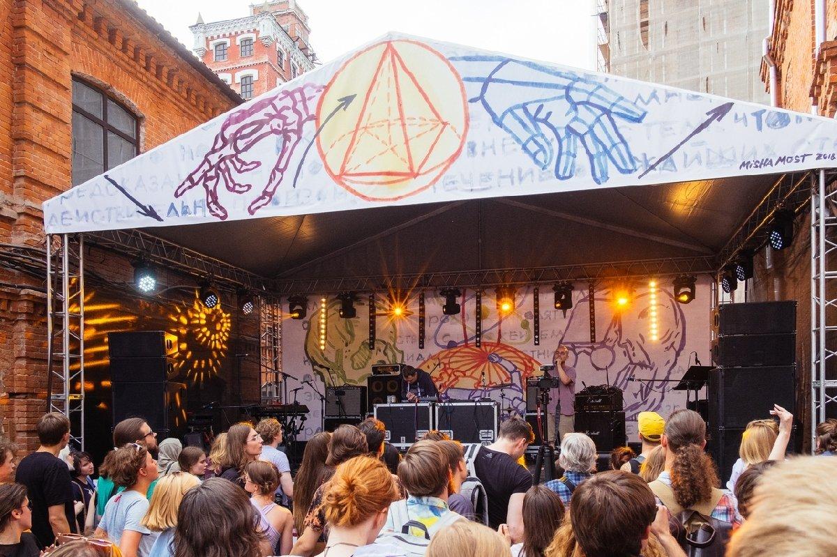 Фестиваль современного искусства ФОРМА 2021
