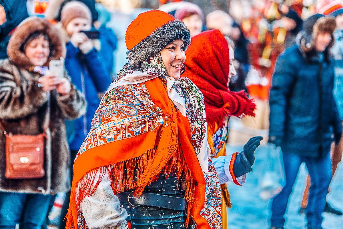 Бесплатные экскурсии нафестивале «Московская Масленица» 2020