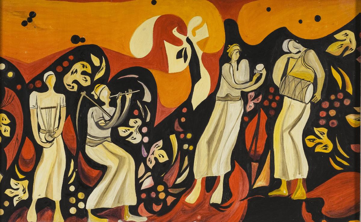 Выставка «Йемен. Искусство ижизнь»