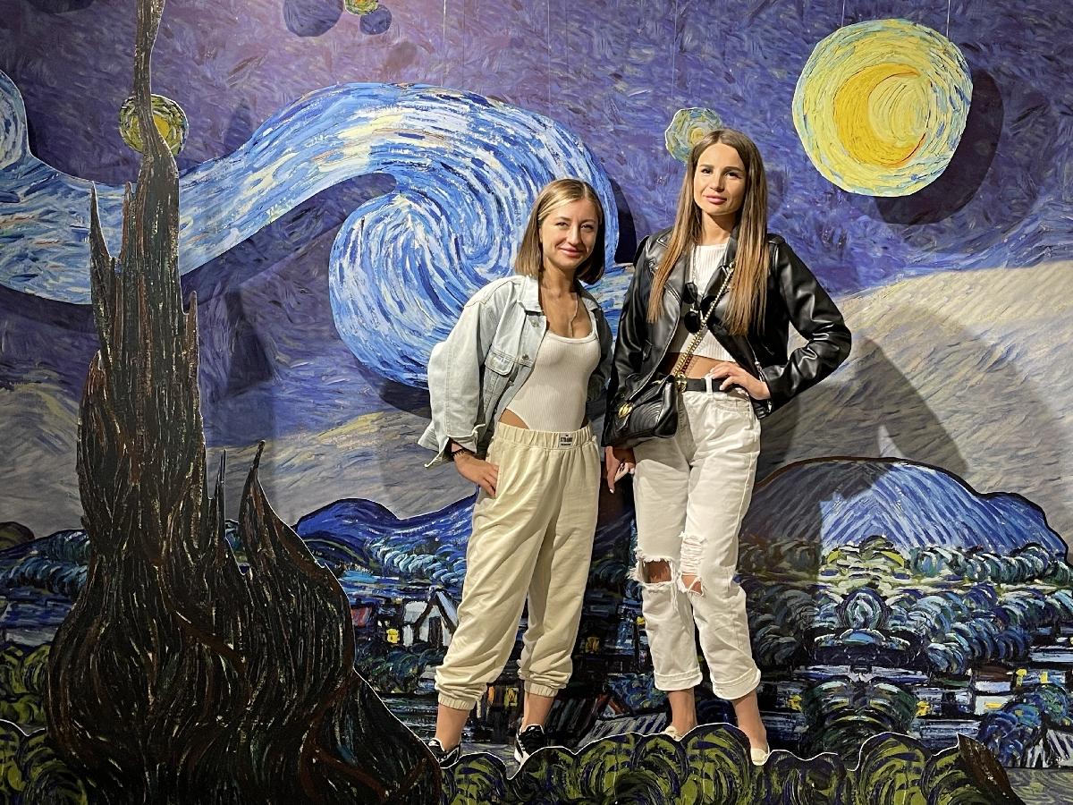 Выставка «Ван Гог– тайны гения или безумца»