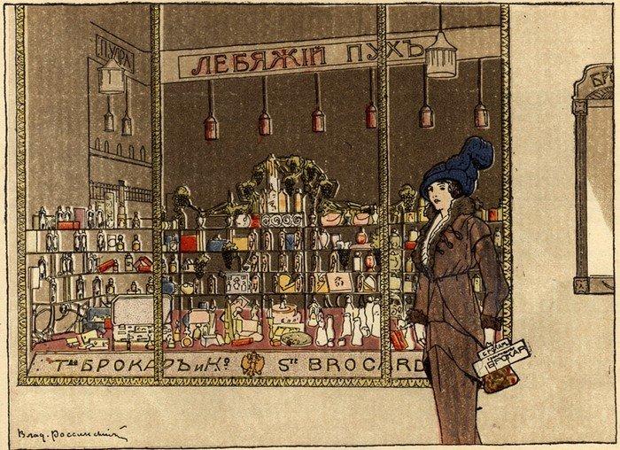 Выставка «Династия Брокар ирасцвет русской парфюмерии»