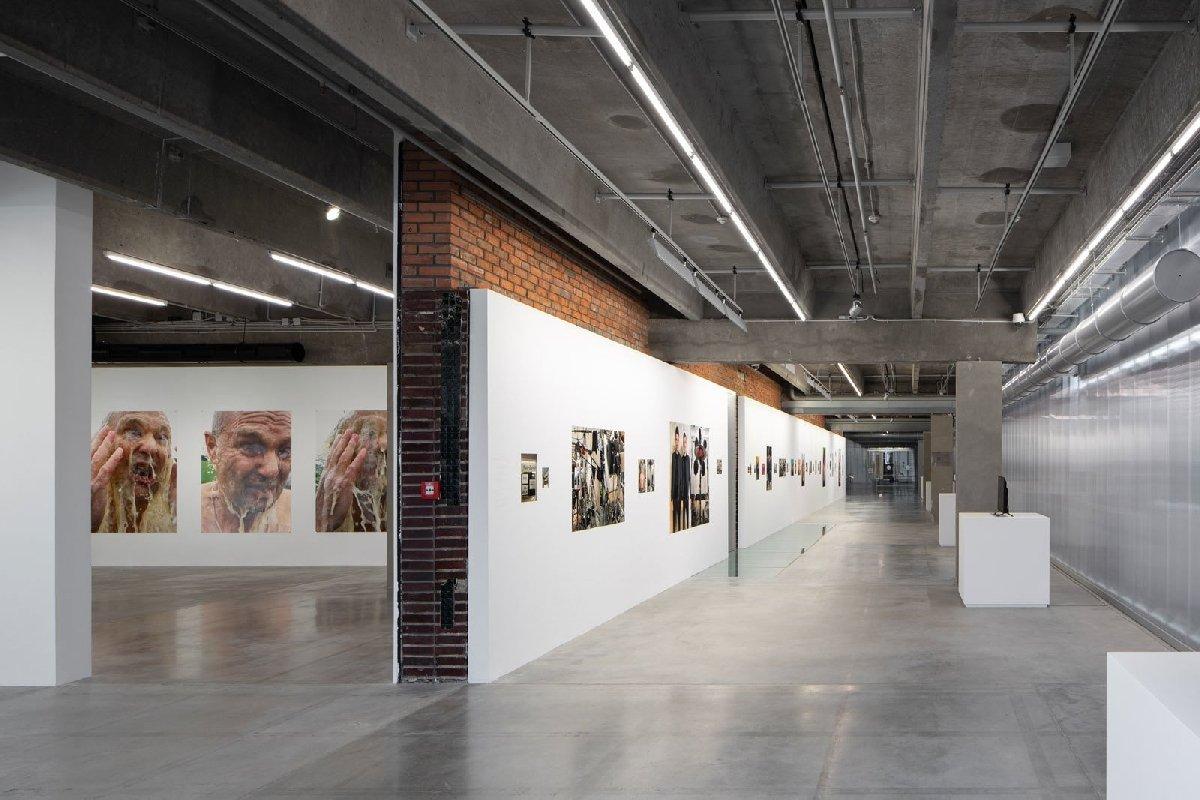 Выставка «Мандраж надиване»