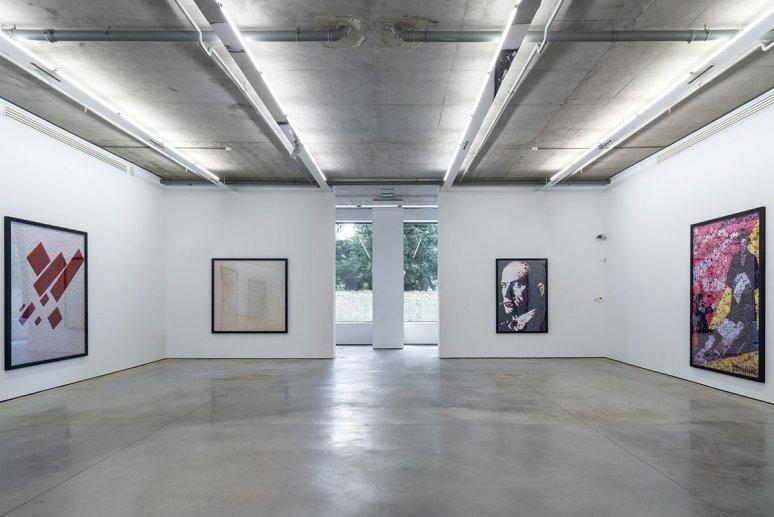 Выставка Вика Мюниcа