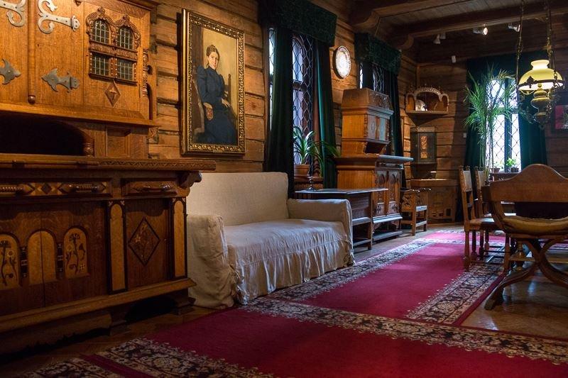 Выставка «Дом впереулке Васнецова»