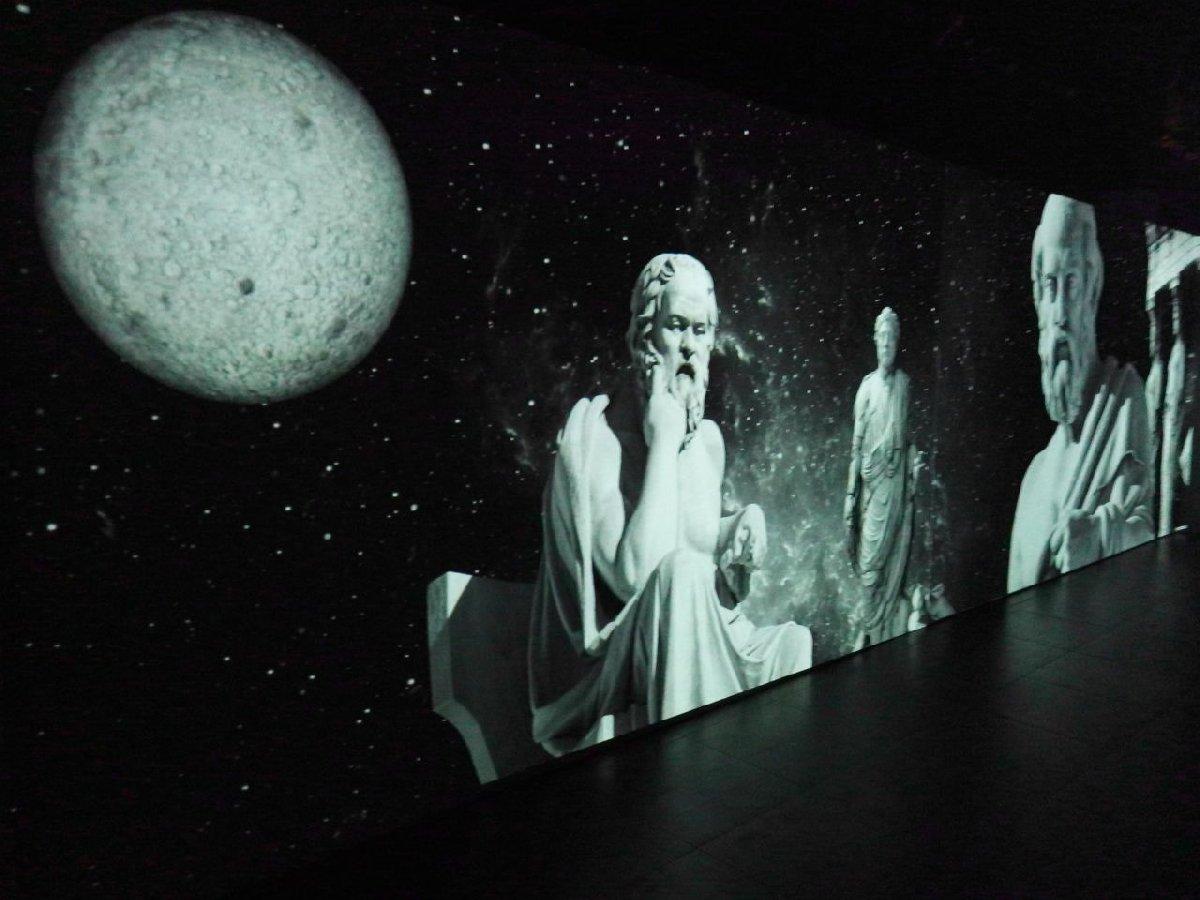 Выставка «Космос: отГалилея доИлона Маска»