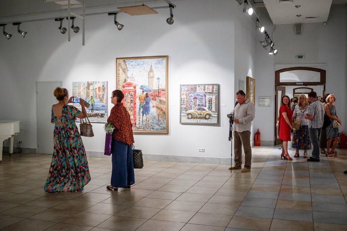 Выставки «Диалектика иметафизика города»