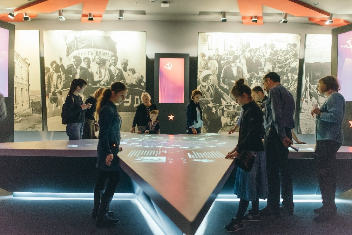 День рождения Еврейского музея 2019