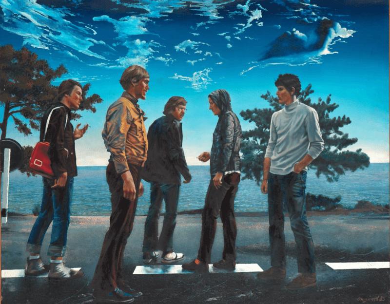 Выставка «НЕНАВСЕГДА. 1968–1985»