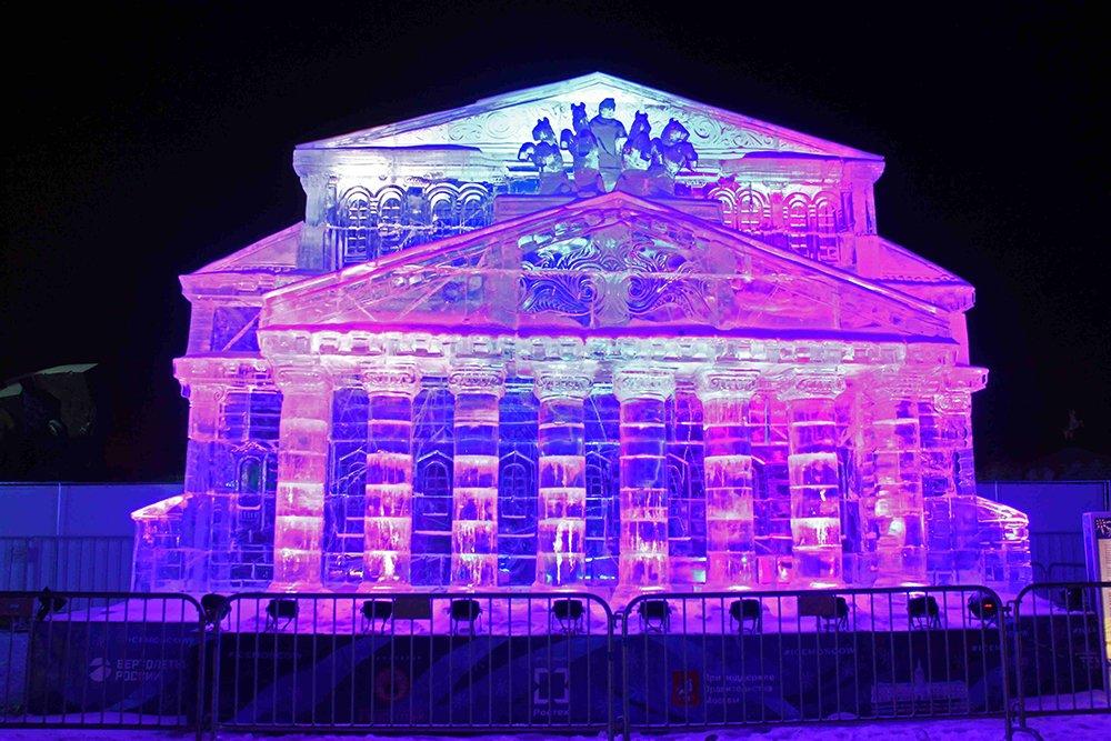 Фестиваль «Ледовая Москва. Вкругу семьи» 2018/19