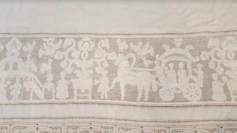 Выставка «Свадебные традиции начала ХХвека вгороде идеревне»
