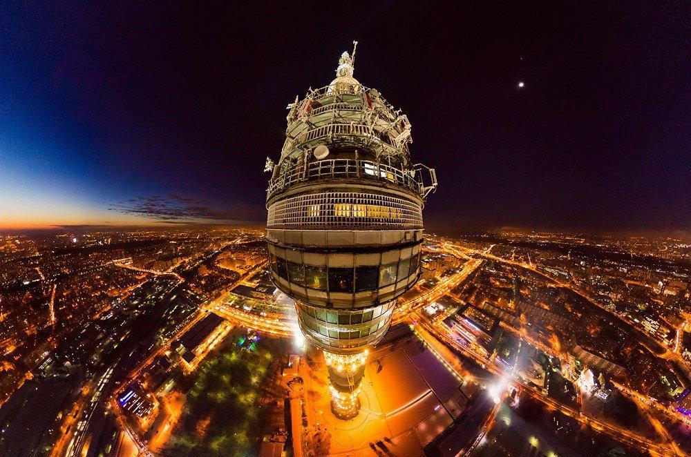 День студента вОстанкинской башне 2018