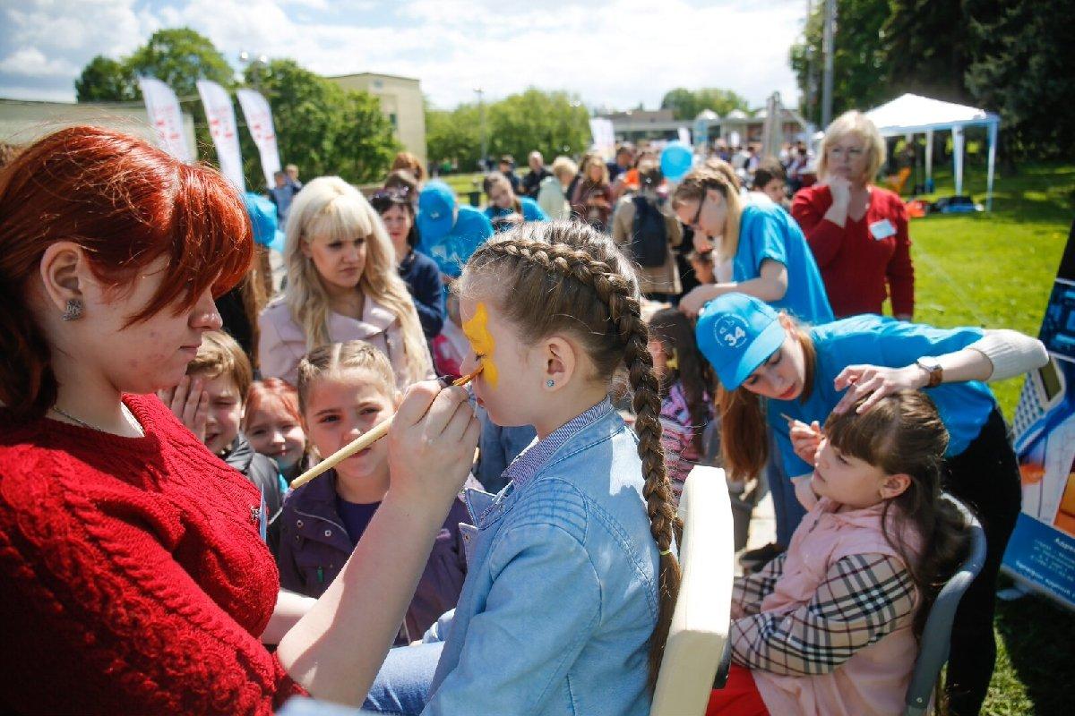 День защиты детей вМосковском Дворце пионеров 2019