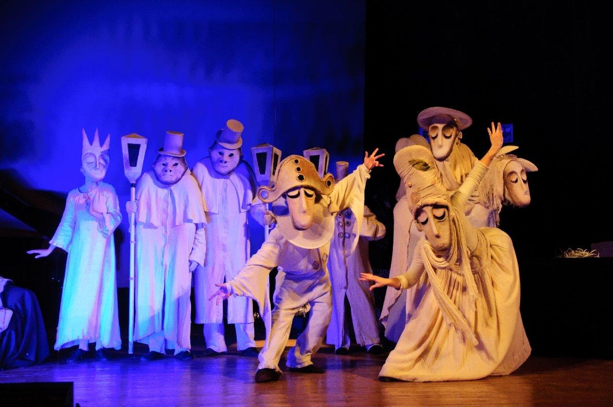«Странствующие театры» вЦДМ наЛубянке 2020
