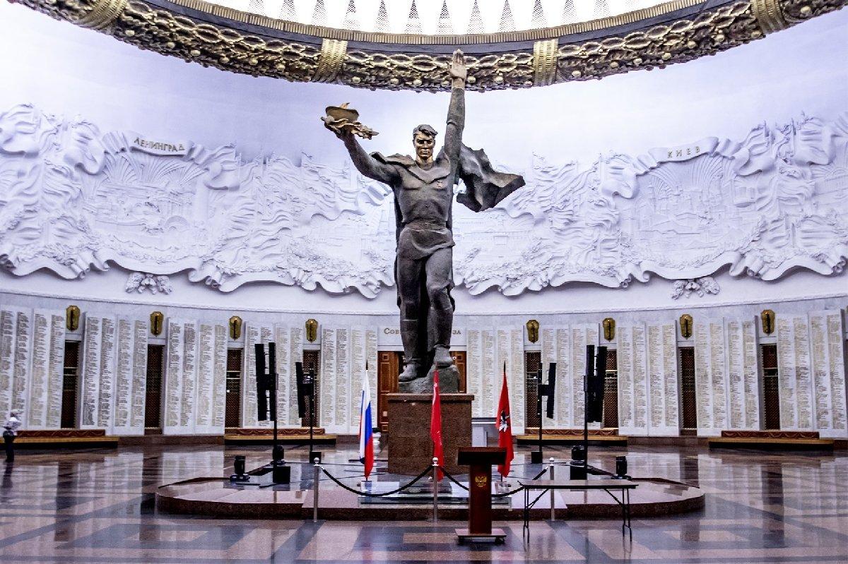 Акция «Ночь музеев» вМузее Победы 2020
