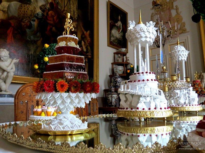 Выставка «Десерт укнязя Юсупова»