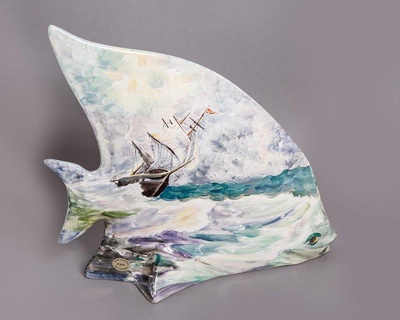 Выставка «Мир моря вискусстве»