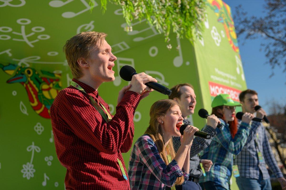 Фестиваль «Московская весна ACappella» 2019