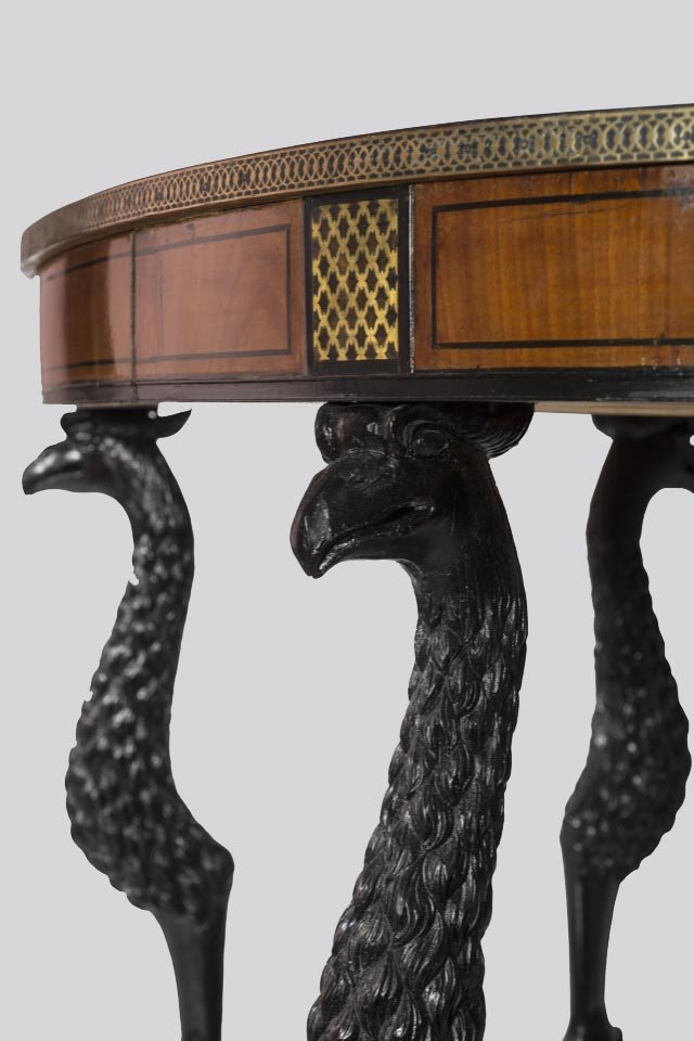 Выставка «Гамбсова мебель»