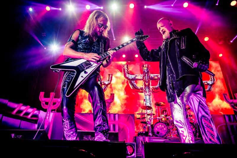 Концерт группы «Judas Priest» 2022