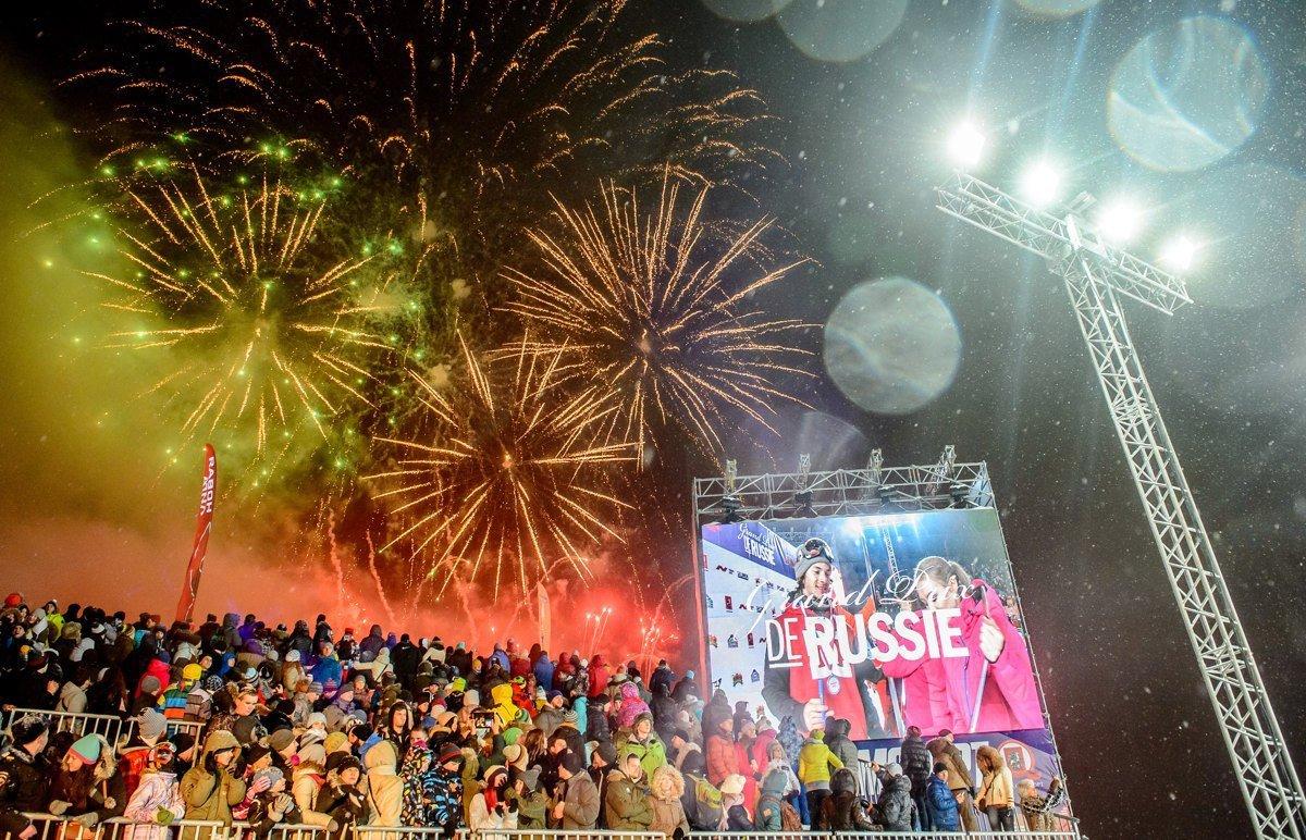 Мировой тур посноуборду Grand Prix deRussie 2019