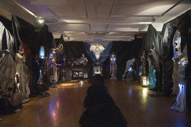 Открытие «Музея Бессонницы»