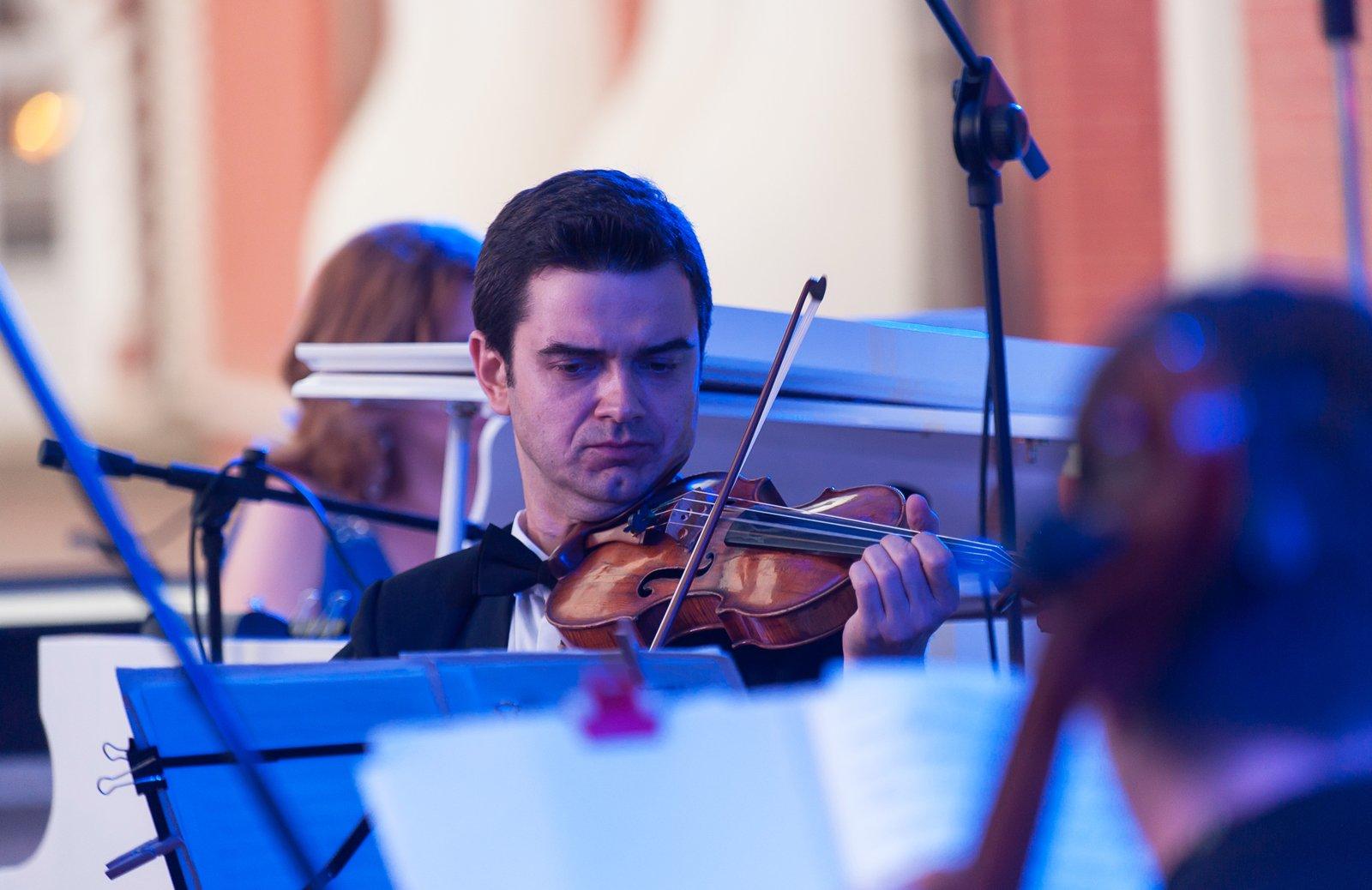 Фестиваль «Open Opera» налетней площадке музея Москвы