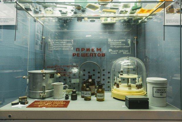 Выставка «Старая аптека»