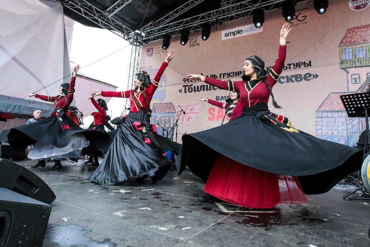 Фестиваль грузинской культуры «Тбилисоба вМоскве» 2018