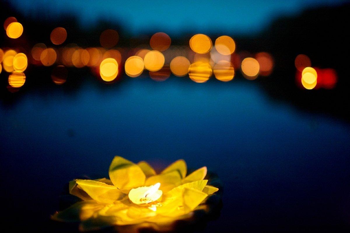 Фестиваль водных фонариков «Мечта близко» 2018