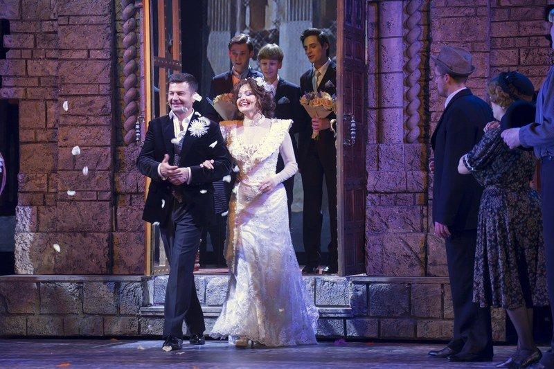 Мюзикл «Брак по-итальянски»