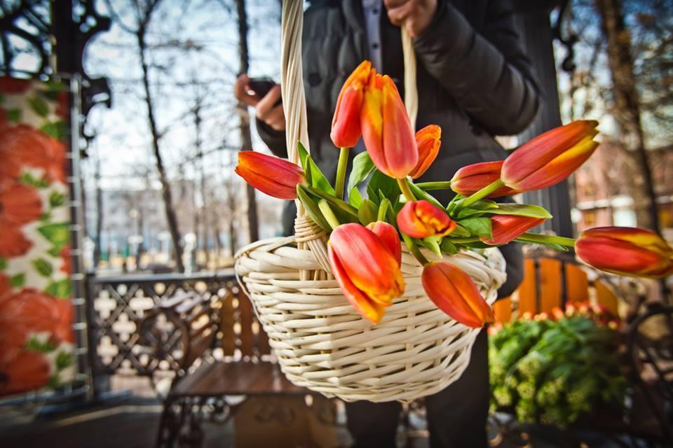 8 марта вмосковских парках