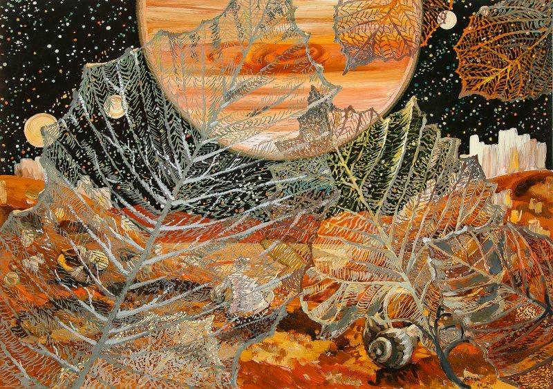 Выставка «Тунгусская загадка»