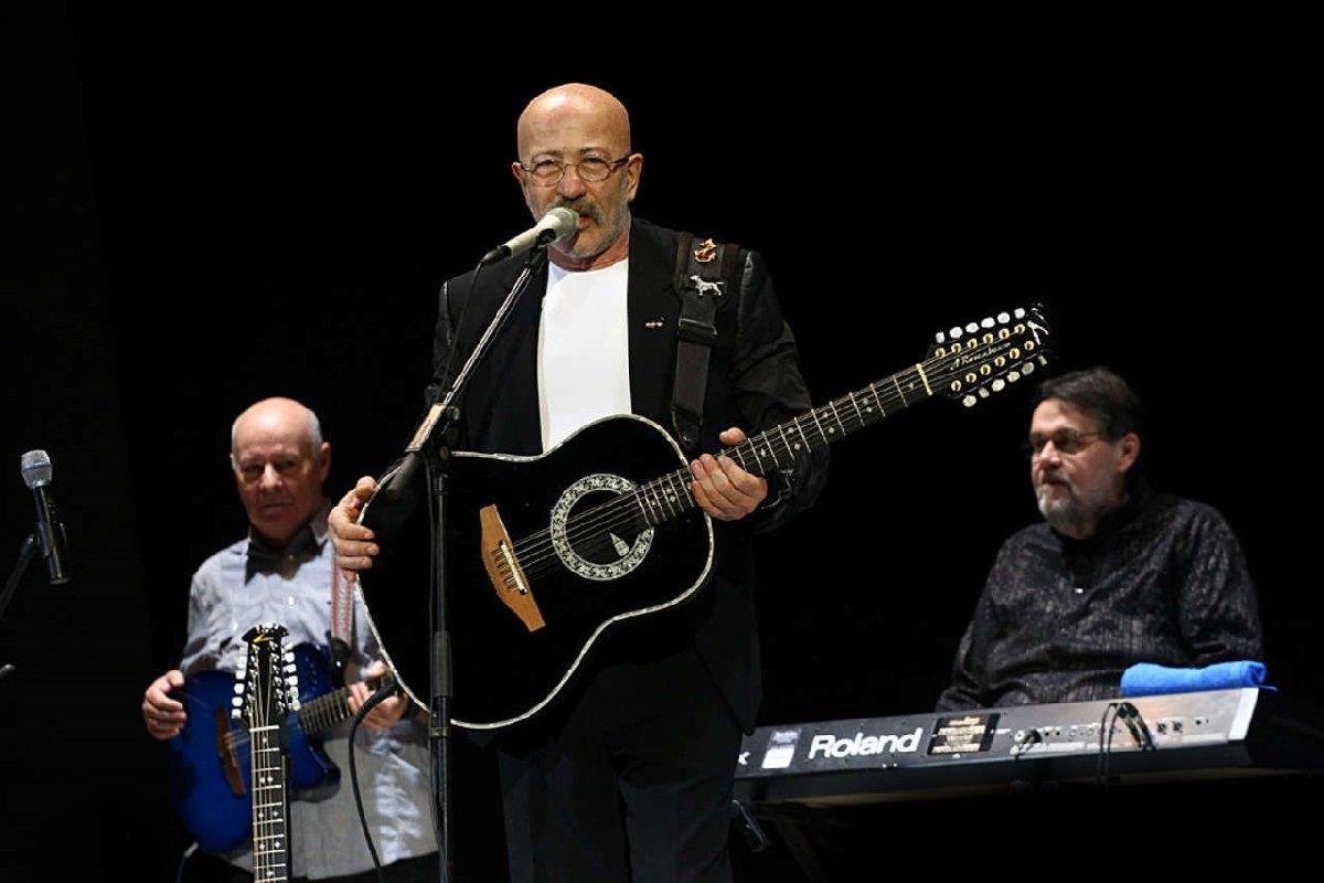 Концерт Александра Розенбаума 2018