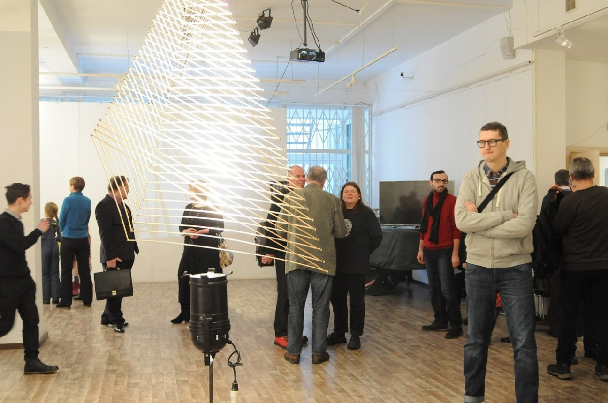 Выставка «Инварианты. Грани непознанного»
