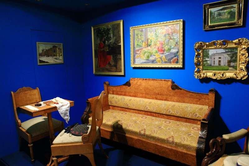 Выставка «Заветные святыни. Подмосковные усадьбы напереломе двух эпох»
