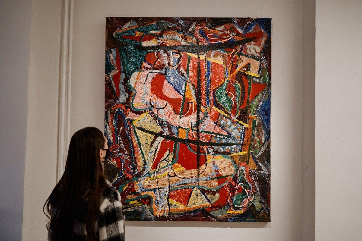Выставка «У времени вплену»