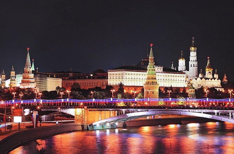 фото города москвы