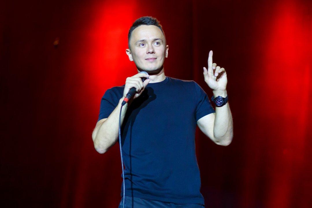 Сольный stand-up концерт Ильи Соболева 2019