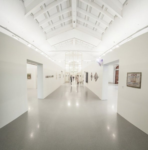 Выставочный зал «Новый Манеж»